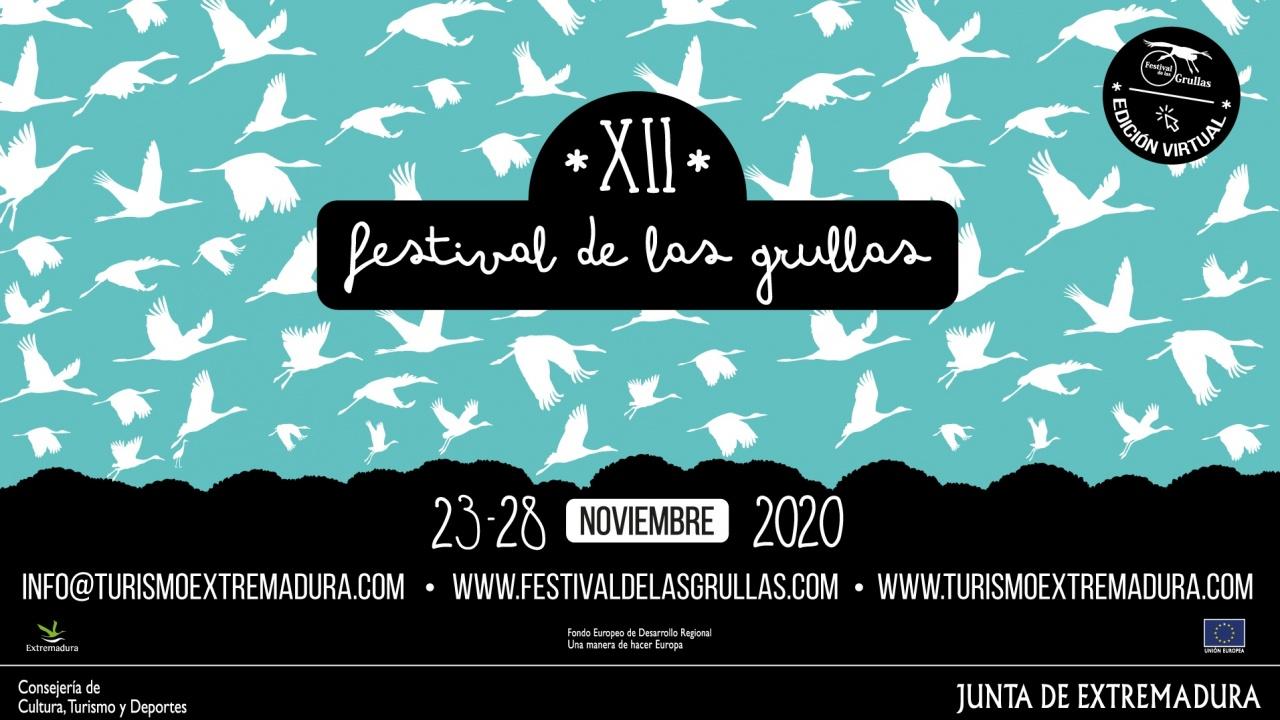 XII Festival de las Grullas