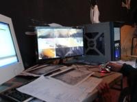 Video vigilancia Águilas cría